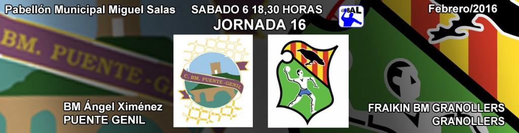 JORNADA 16 2 V