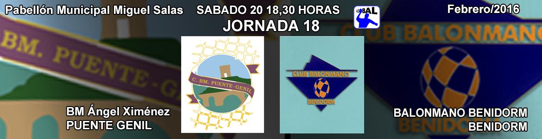 JORNADA 18 2 V
