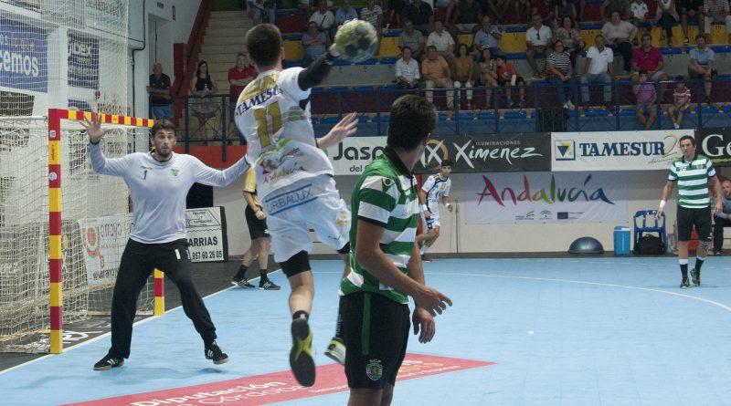 El Ángel Ximénez vence al Sporting de Portugal en un partido de infarto