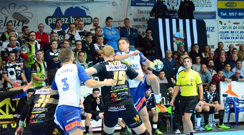 Ganas e ilusión para afrontar el partido ante Fraikin BM Granollers
