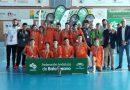 Antonio Cabello y Ángel Domínguez, subcampeones de Andalucía con la Selección Cordobesa Infantil