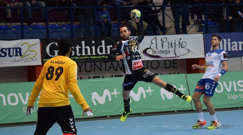 El Ángel Ximénez – AVIA cae por la mínima en un partido que peleó hasta el final (29-30)