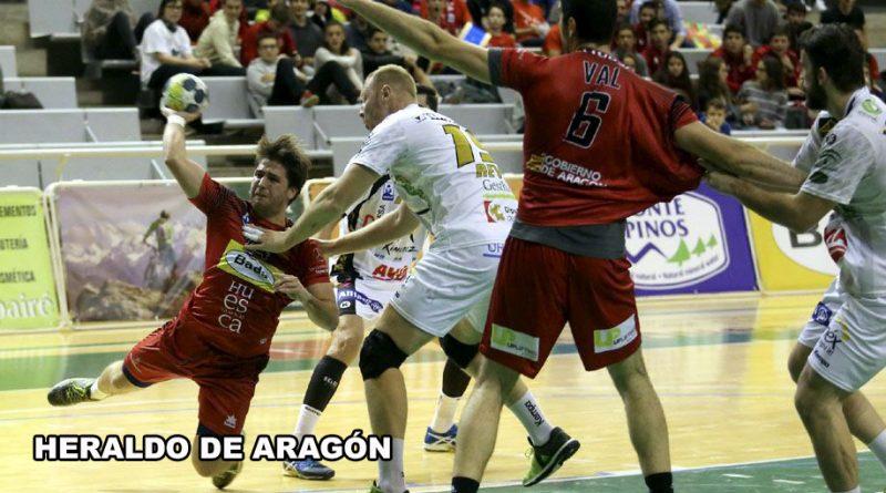 Un competitivo Ximénez – AVIA se vuelve sin puntos de Huesca (35-28)
