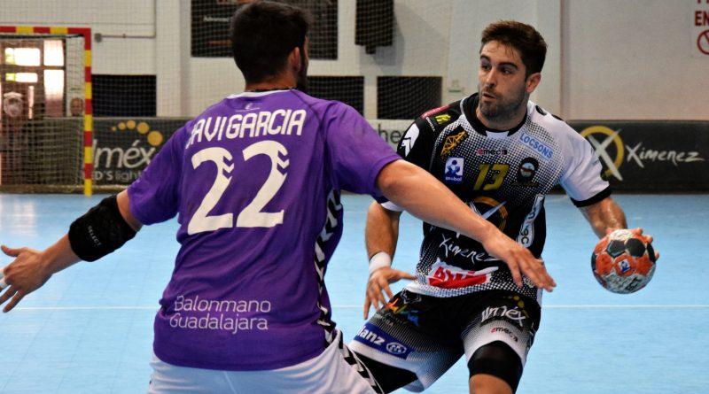 Un imparable Quabit Guadalajara se lleva los puntos del Miguel Salas (20-31)