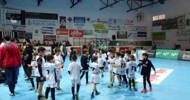 GALERÍA DE IMÁGENES: Encuentro de las Escuelas Deportivas (Febrero'19)