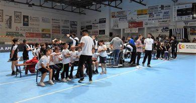 GALERÍA DE IMÁGENES Y VÍDEO: II Encuentro de las Escuelas Deportivas (Marzo'19)