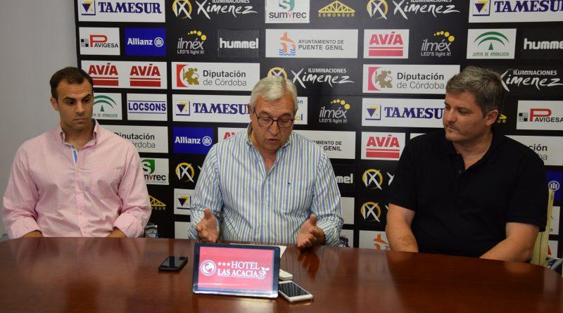 CRÓNICA DEL ACTO: Presentación oficial de los técnicos Paco Bustos y Miguel Ángel Moriana