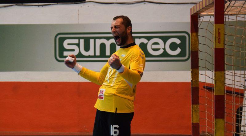 LIGA ASOBAL: Adi Ahmetasevic: «Vamos a darlo todo ante Helvetia Anaitasuna»