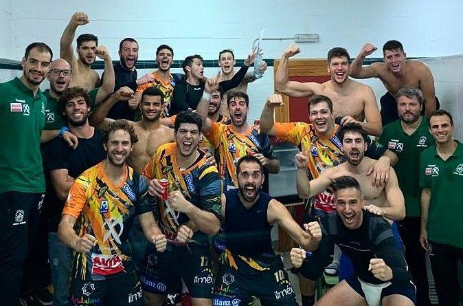 LIGA ASOBAL: ¡Victoria conseguida ante Bada Huesca! (25-24)