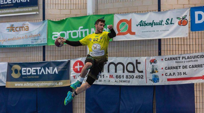 COMUNICADO OFICIAL: El extremo izquierdo José Padilla, segundo refuerzo del equipo ASOBAL