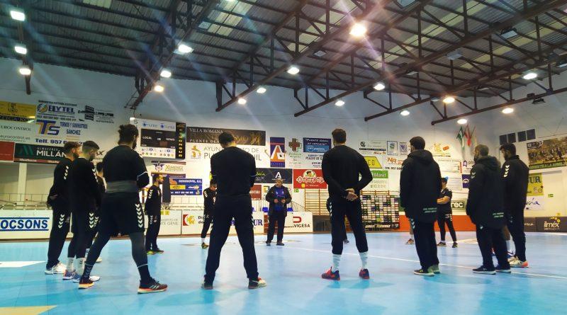 EQUIPO ASOBAL: El primer equipo regresa a los entrenamientos tras las vacaciones de Navidad