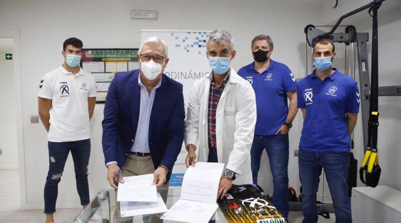 CLUB: Convenio de colaboración entre Ángel Ximénez y la clínica Ergodinámica de Córdoba