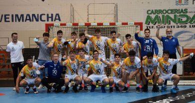 CANTERA: El juvenil masculino se proclama campeón de la Copa FABM