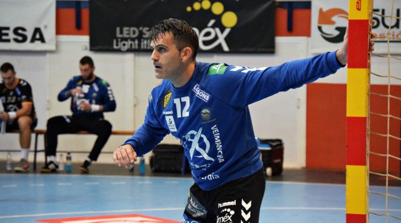 COMUNICADO OFICIAL: El portero Álvaro De Hita cumplirá su octava temporada en Ángel Ximénez